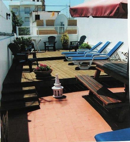 maison de pêcheur - Olhão - 一軒家