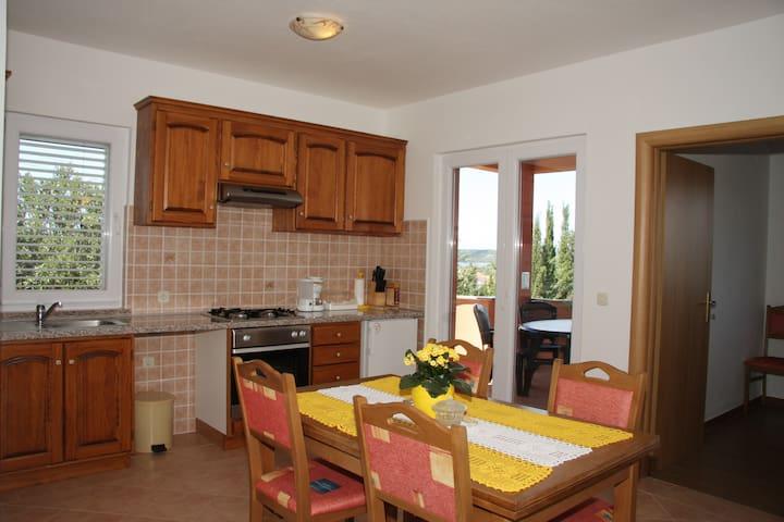 Apartmani Milin - Božava - Apartament