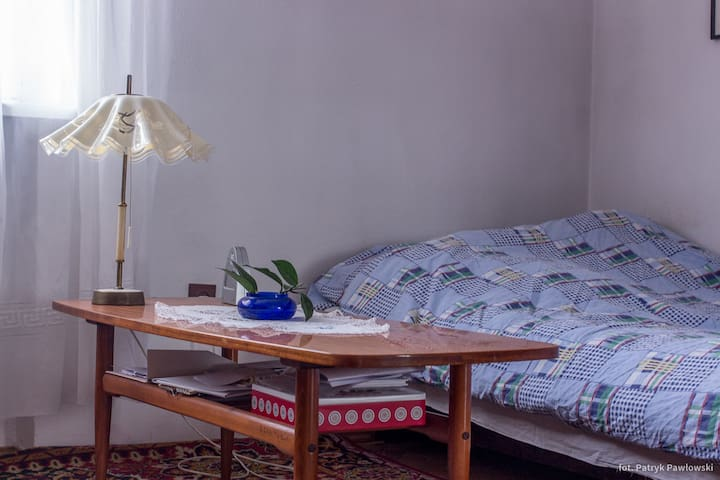 Double bedroom in a cosy place - Gdynia - House