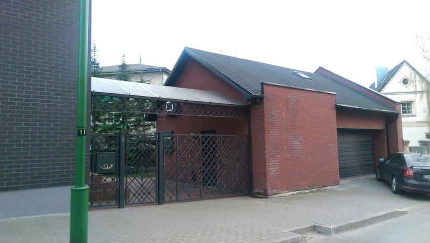 Private room in Klaipeda - Klaipėda - Hus