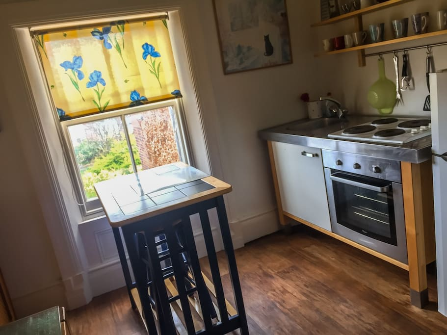 Kitchen fro sole use of guests