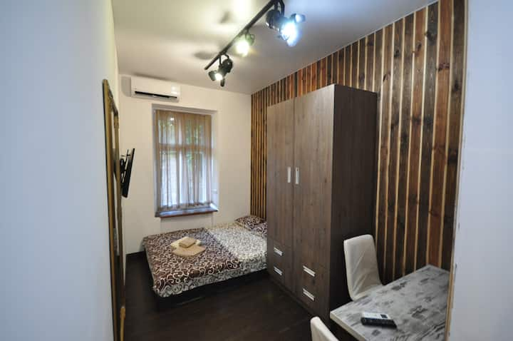Cosy studio, city center of Odessa