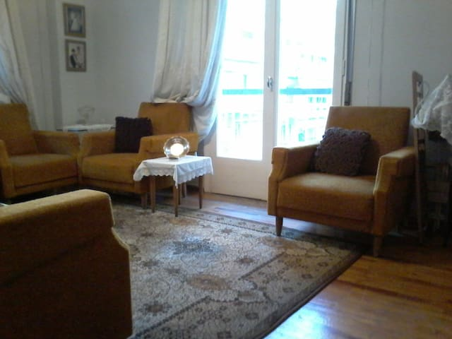 Vintage Apartment in Thessaloniki - Neapoli - อพาร์ทเมนท์