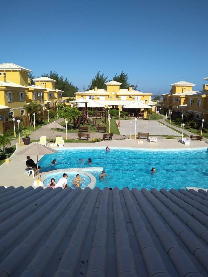 Casa de alto padrão em Laguna Internacional
