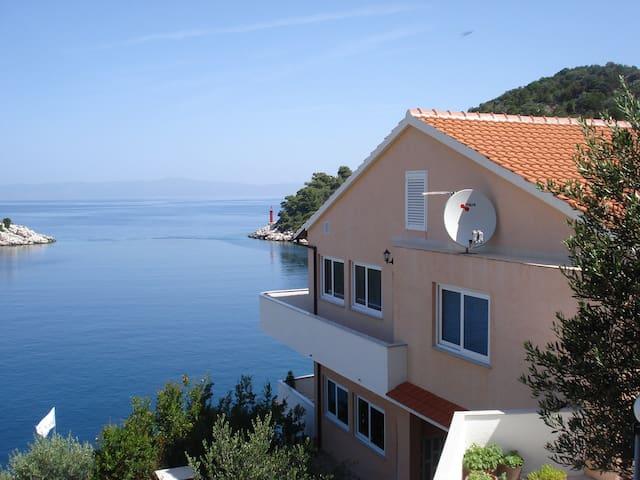 Villa Aragosta Seaview Apartment 1 - Lastovo - Lejlighed