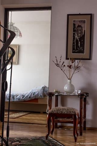 Single bedroom in a cosy place - Gdynia - House