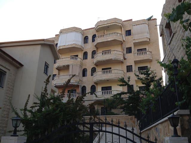 Wonderful Apartment in Bhamdoun-Rwaisat