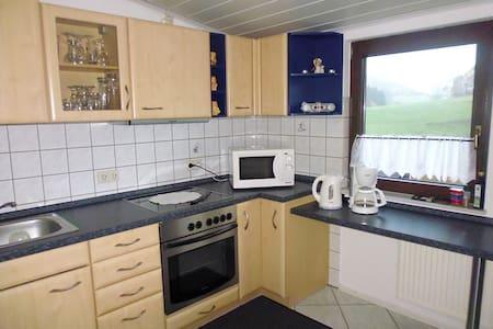 Ferienwohnung  Familie  Dörsam - Birkenau - Apartamento