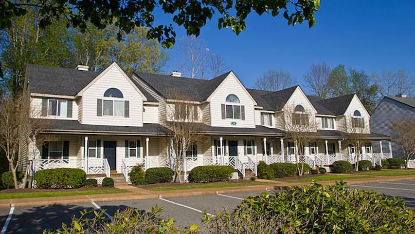 The Historic Powhatan Resort- week - Williamsburg - Appartement