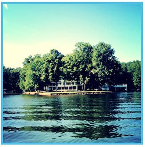 Bella Vista! Lake Gaston, NC - Littleton - Hus
