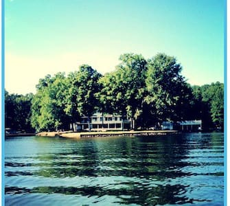 Bella Vista! Lake Gaston, NC - Littleton