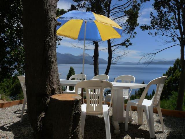 cabañas Seeblick bariloche - San Carlos de Bariloche - Apartment