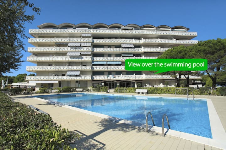 Big terrace close to the beach - Porto Santa Margherita - Apartment