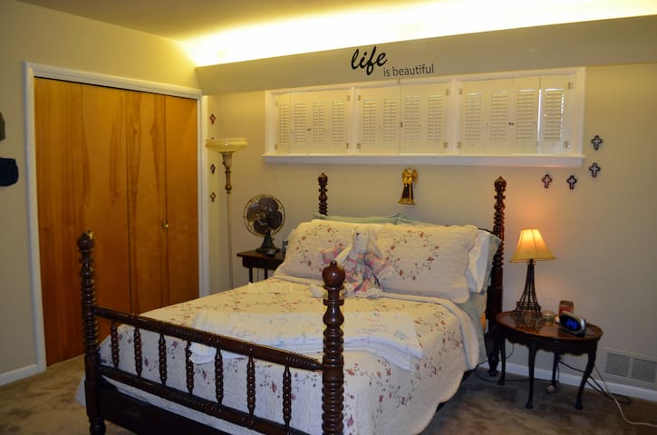 Life is Beautiful Room - Nocona - Bed & Breakfast