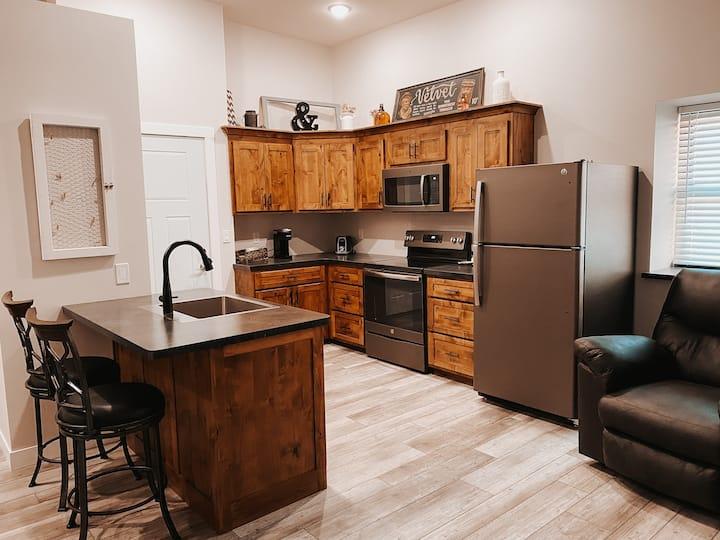 Modern Century Apartment