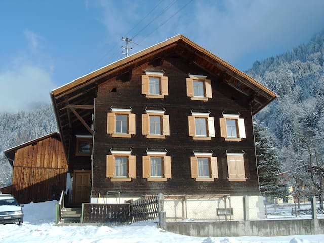 Wohnung in Gortipohl / St.Gallenkirch im Montafon - Montafon , Sankt Gallenkirch - Apartment