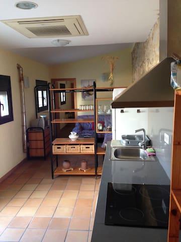 Apartamento en la Costa Brava - Torroella de Fluvià - House