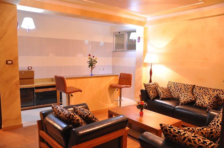 Luxury Suite near Bole - Addis Ababa - Gjestehus