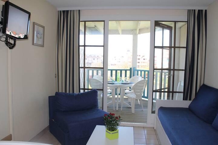 appartement 5 personnes, près LES SABLES D'OLONNE