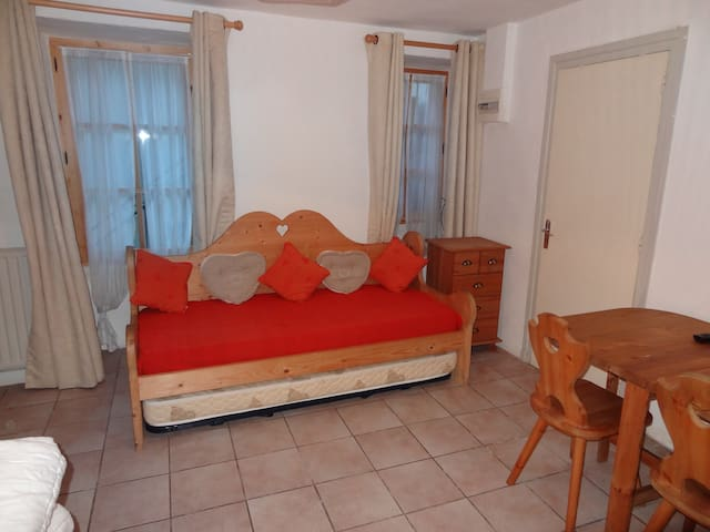 Studio Central Loc  Telecabin 2 Min - Brides-les-Bains - Other