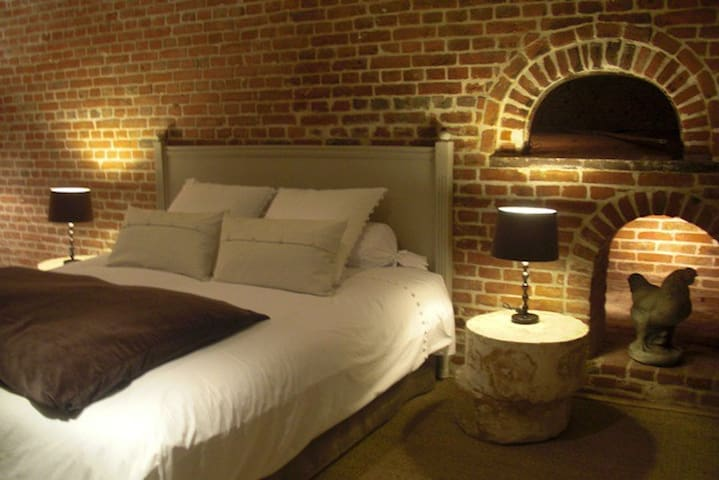 Chambres d'Aumont - Aumont - Bed & Breakfast
