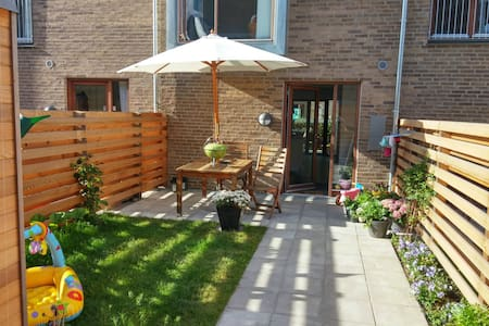 Townhouse 1,5 km from city center