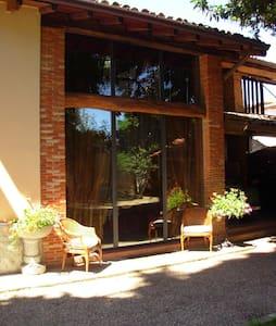 Casa sul giardino_Lago di Monate - Cadrezzate - Квартира
