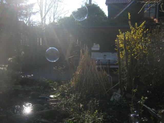 Gartenmagie