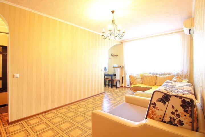 Отдельная 2 комнатная квартира 42 кв центр Самара