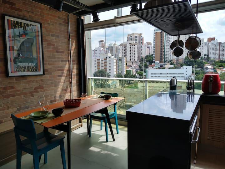Duplex Completo Allianz   Sh Bourbom TN  Perdizes2