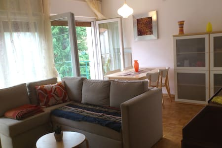 Charming flat in Belluno