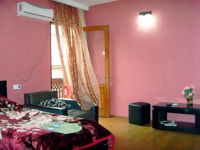 Guesthouse Mtskheta-Kapanadze, номер с балконом