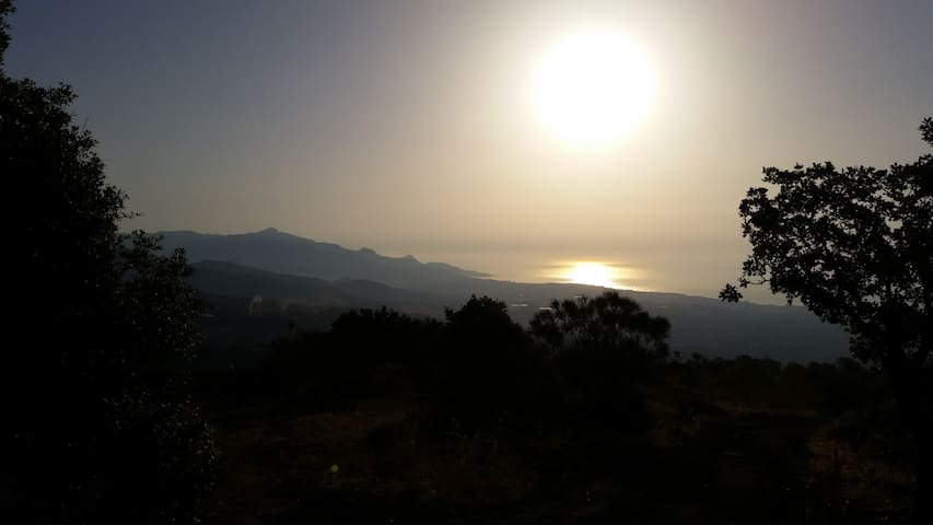 Notti Stellate Etna Taormina - Taormina - Chalet