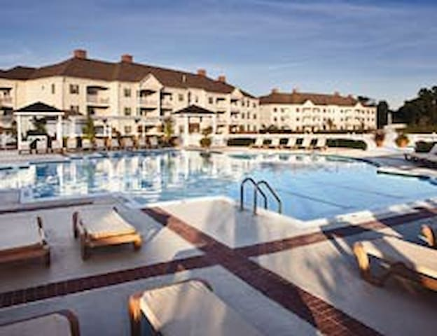 Wyndham Governors Green Resort- 2 bdrm
