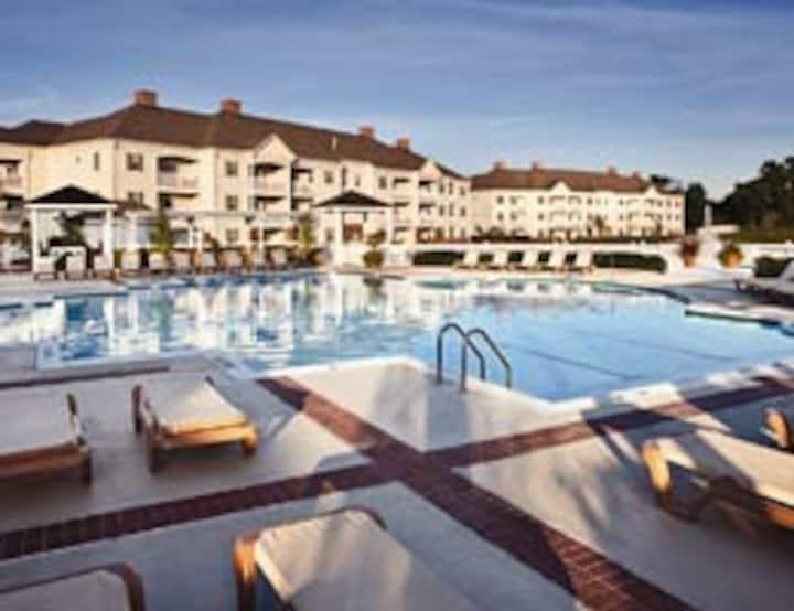 Wyndham Governors Green Resort- 2 bdrm -2 nt min