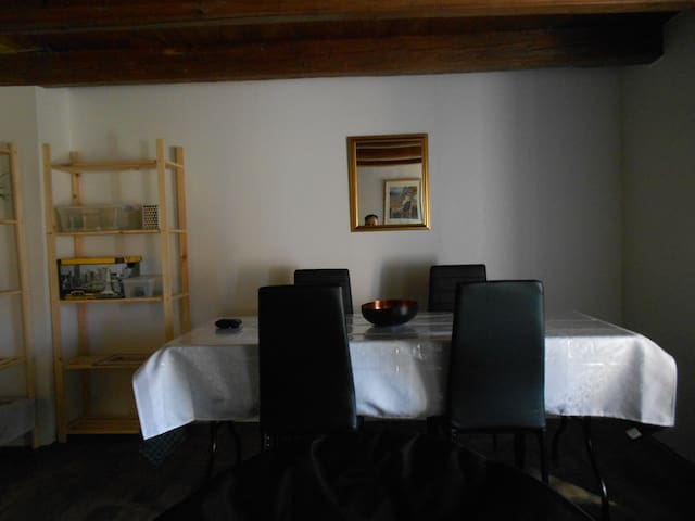 Rental with sauna and private balneo bath - Coinches - Apartment