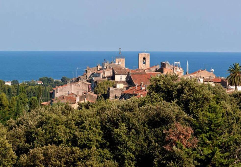 Biot By og Middelhavet