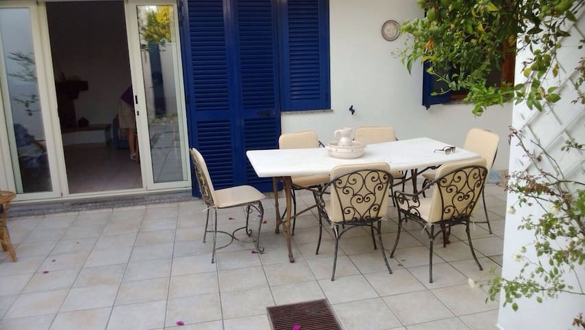 Casa vacanza in salento - Conca Specchiulla - บ้าน