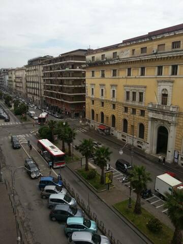 """Benvenuti a """"La casa di Ida"""" - Salerno - Lägenhet"""