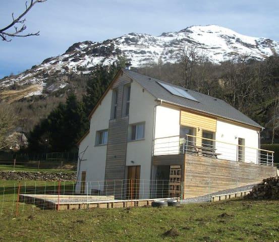 Maison Béarnaise en Vallée d'Ossau - Louvie-Soubiron - Dům