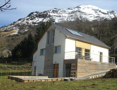 Maison Béarnaise en Vallée d'Ossau - Louvie-Soubiron - Дом
