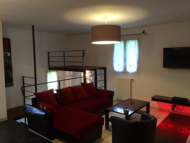 villa francine 20min bord de mer - Solliès-Pont - Lägenhet