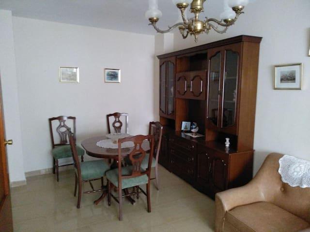 Apartamento céntrico en Torrox