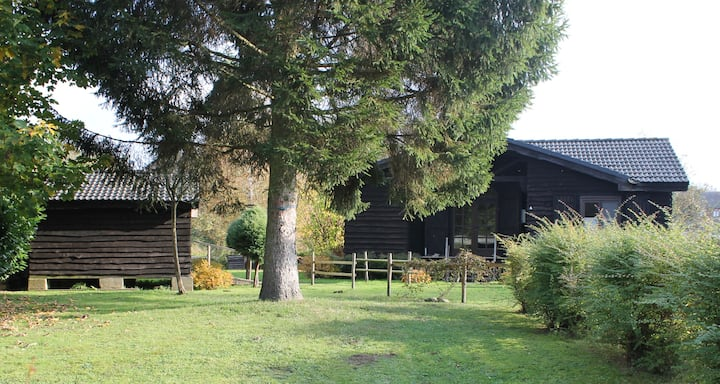 Chalet Cahier in Wanlin