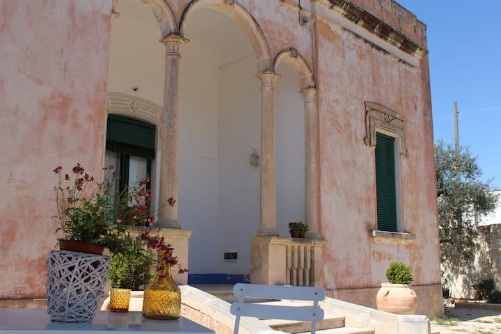 Villa colittacarrafa - Galatone - วิลล่า