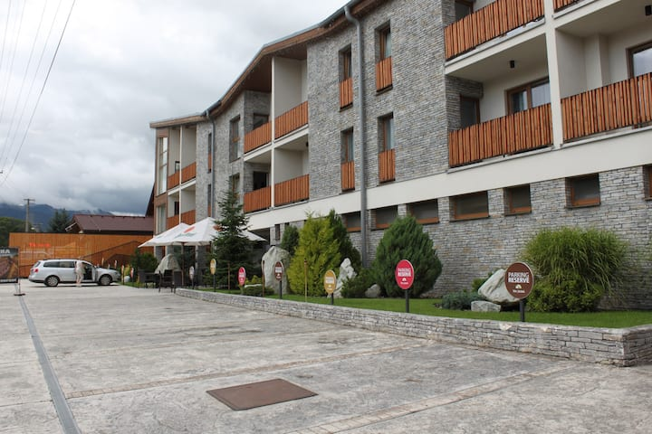 Apartment in Slovakia/Demanova