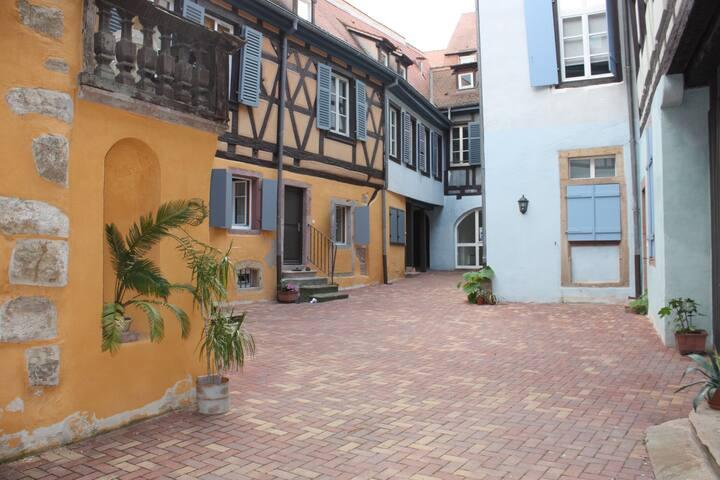 F2 centre historique Colmar - Colmar - Apartment