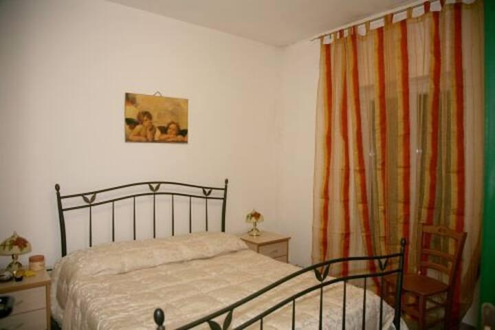 Stanza in Villaggio sul mare - Rossano - Huis