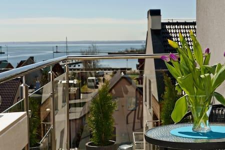 Widokowy Apartament A12 Marina - Apartemen