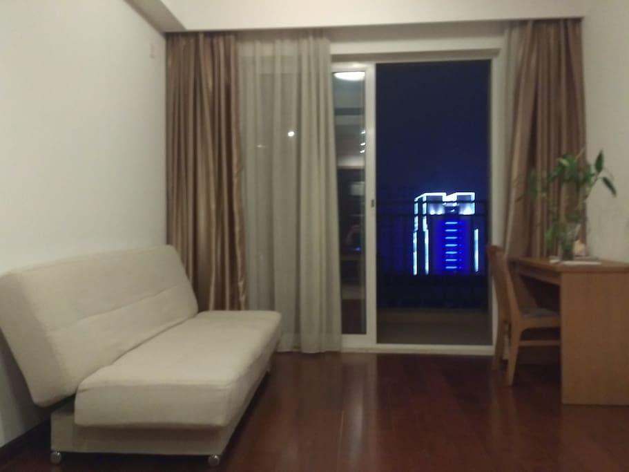 一层客厅 living room